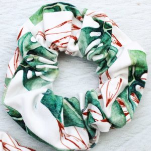Scrunchies (Monstera)