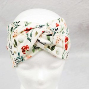 "Turban Haarband ""El Turbante"" (Wildflowers)"